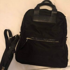 Bartaile Black and Gold Backpack
